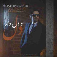 دانلود آهنگ جدید شروین حسن پور دل و دلدار
