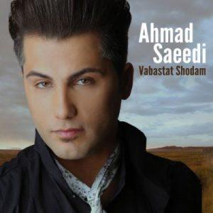 دانلود آهنگ احمد سعیدی تحمل کن