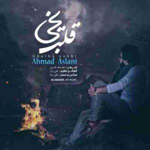 دانلود آهنگ جدید احمد اصلانی قلب یخی
