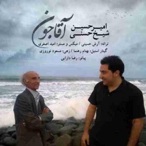 دانلود آهنگ جدید امیرحسین شیخ حسنی آقاجون