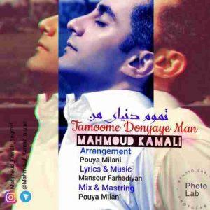 دانلود آهنگ جدید محمود کمالی تموم دنیای منی