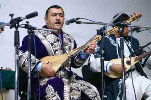 مجموعه آهنگ های غمگینمحلی تاجیکی