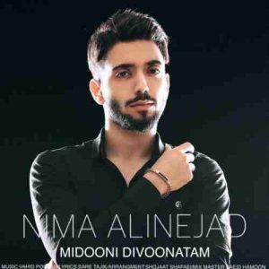 دانلود آهنگ جدید نیما علی نژاد میدونی دیوونتم