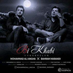 دانلود آهنگ جدید محمد علی عنقا و بهرام مرندی بی خوابی