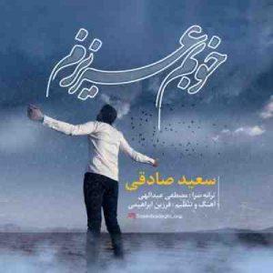 دانلود آهنگ جدید سعید صادقی خوبم عزیزم