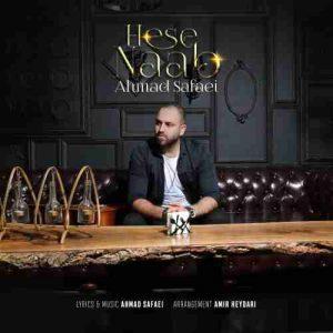 دانلود آهنگ جدید احمد صفایی حس ناب