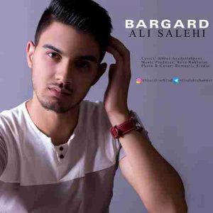 دانلود آهنگ جدید علی صالحی برگرد