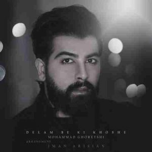 Mohammad Ghoreyshi Delam Be Ki Khoshe 300x300 دانلود آهنگ جدید محمد قریشی دلم به کی خوشه