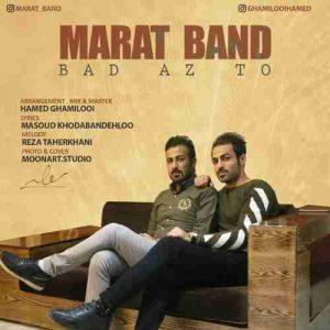 Marat Band Bad Az To 300x300 دانلود آهنگ جدیدمارات باند بعد از تو