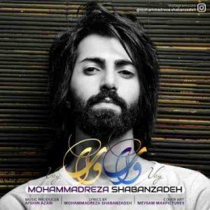 دانلود آهنگ جدید محمدرضا شعبانزاده وای وای