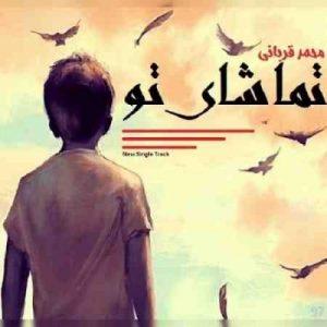 دانلود آهنگ جدید محمد قربانی تماشای تو