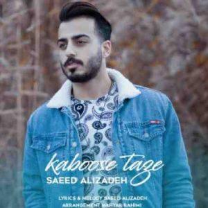 Saeid Alizadeh Kaboose Taze 300x300 دانلود آهنگ جدید سعید علیزاده کابوس جديد و تو و تازه