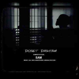 دانلود آهنگ جدید سام دوست داشتم