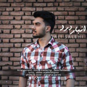 دانلود آهنگ جدید علی صالحی انبار درد