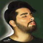 دانلود آهنگ جدید میلاد بابایی نازک نارنجی
