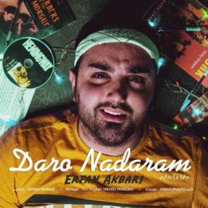 Erfan Akbari Daro Nadaram 300x300 دانلود آهنگ جدید عرفان اکبری دارو ندارم