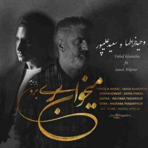 دانلود آهنگ جدید وحید خراطها و سعید علیپور میخوای بری برو