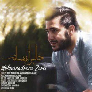 دانلود آهنگ جدید محمدرضا زارعی دلبر افسانه