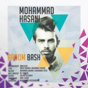 دانلود آهنگ جدید محمد حسنی آروم باش