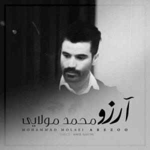 دانلود آهنگ جدید محمد مولایی آرزو