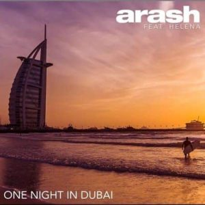 دانلود آهنگ آرش یک شب در دبی