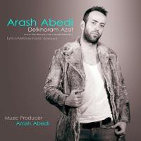 دانلود آهنگ آرش عابدی دلخورم ازت