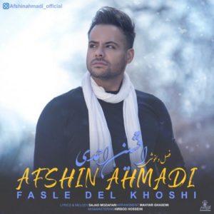 دانلود آهنگ جدید افشین احمدی فصل دلخوشی