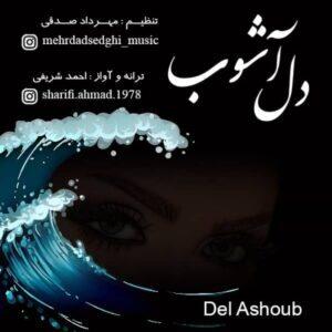دانلود آهنگ جدید احمد شریفی دل آشوب