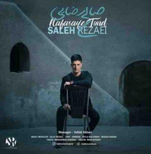 دانلود آهنگ جدید صالح رضایی نفسای تند