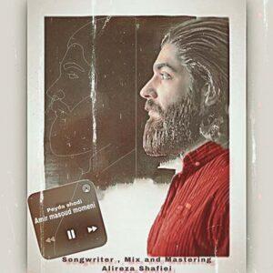دانلود آهنگ جدید امیر مسعود مومنی پیدا شدی