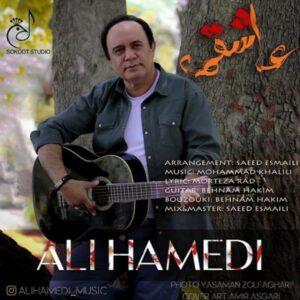 دانلود آهنگ جدید علی حامدی عاشقمه