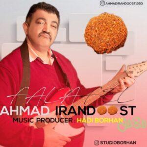 دانلود آهنگ جدید احمد ایراندوست فلافل